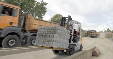 Empilhador a Diesel e GPL RCD/RCG 15-20 STILL