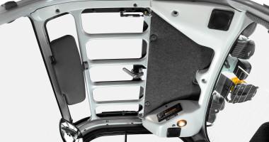 Spalinowe wóziki widłowe RX 70 2,0 - 3,5 t