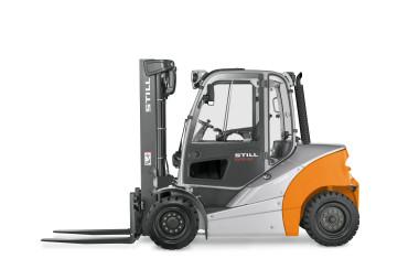 Spalinowe wózki widłowe RX 70 4,0 - 5,0 t