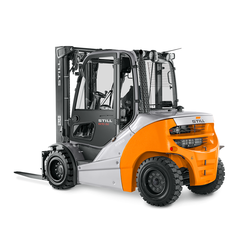 Gas- / Dieselstapler