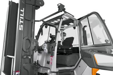 Carrelli elevatori diesel e a gas liquido RX 70 6,0-8,0 t STILL