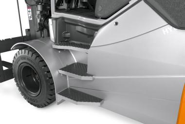 RX 70 60-80 motorkylning bak
