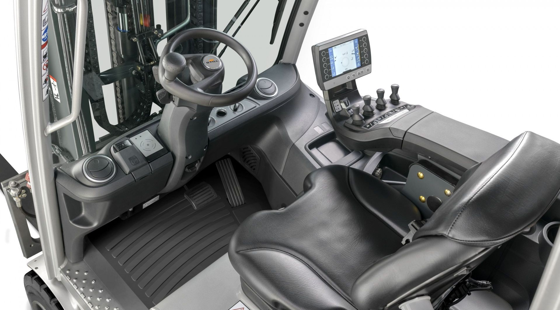 Chariot élévateur électrique RX-20 14/20 - Double pédale