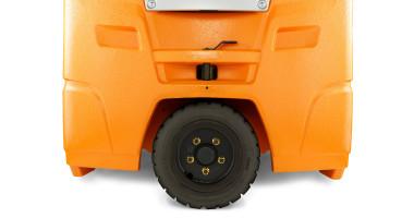 Chariot élévateur électrique RX 20 1,4 - 2,0 t - roues motrices au milieu