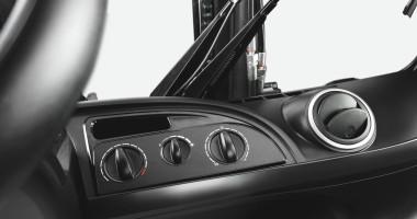 Chariot élévateur électrique RX 20 1,4 - 2,0 t - chauffage
