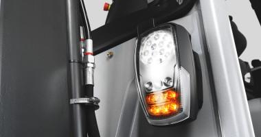 Chariot élévateur électrique RX 20 1,4 - 2,0 t - lumière sur le bas des côtés du chariot