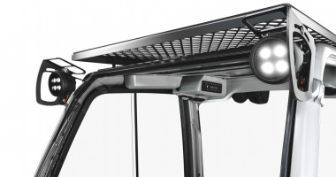 Chariot élévateur électrique RX 20 1,4 - 2,0 t - lumière sur le haut des côtés du chariot