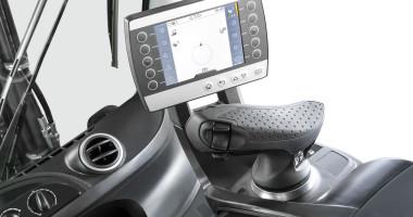 Chariot élévateur électrique RX 20 1,4 - 2,0 t - joystick 4 Plus + écran d'affichage + chauffage