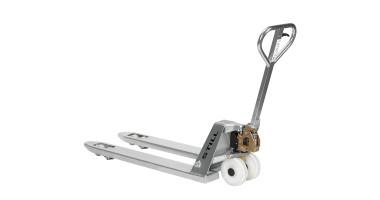 Ręczne wózki paletowe HPS / HPT