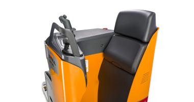 Wózki podnośnikowe dwupaletowe SXD 20