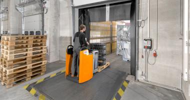 Transpallet elettrici EXH-S 20/25 STILL