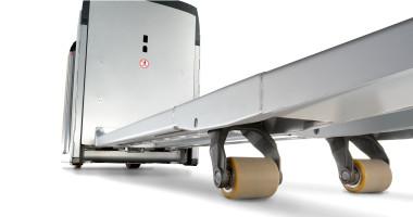 Wózki do kompletacji poziomej OPX 20 - 25 Plus