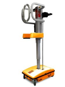 Nacelle à traction manuelle et levée électrique SPIN-GO STILL
