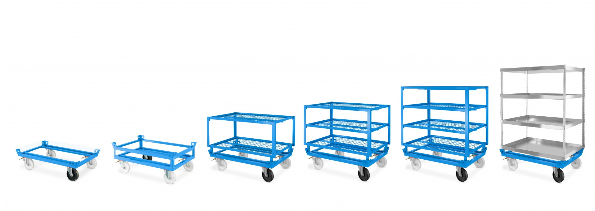 [Translate to Poland (Polish):] Trolleys